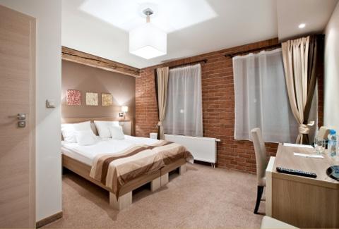 Pokoje 1 - Hotel Stara Kamienica Piekary Śląskie